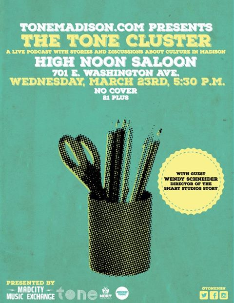 3/23/2016: The Tone Cluster #4