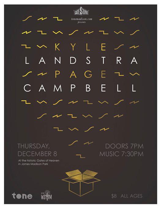 12/8/2016: Kyle Landstra, Page Campbell