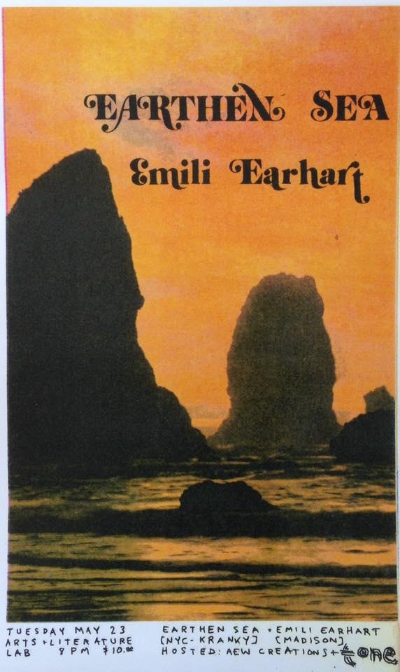 5/23/2017: Earthen Sea, Forest Management, Emili Earhart