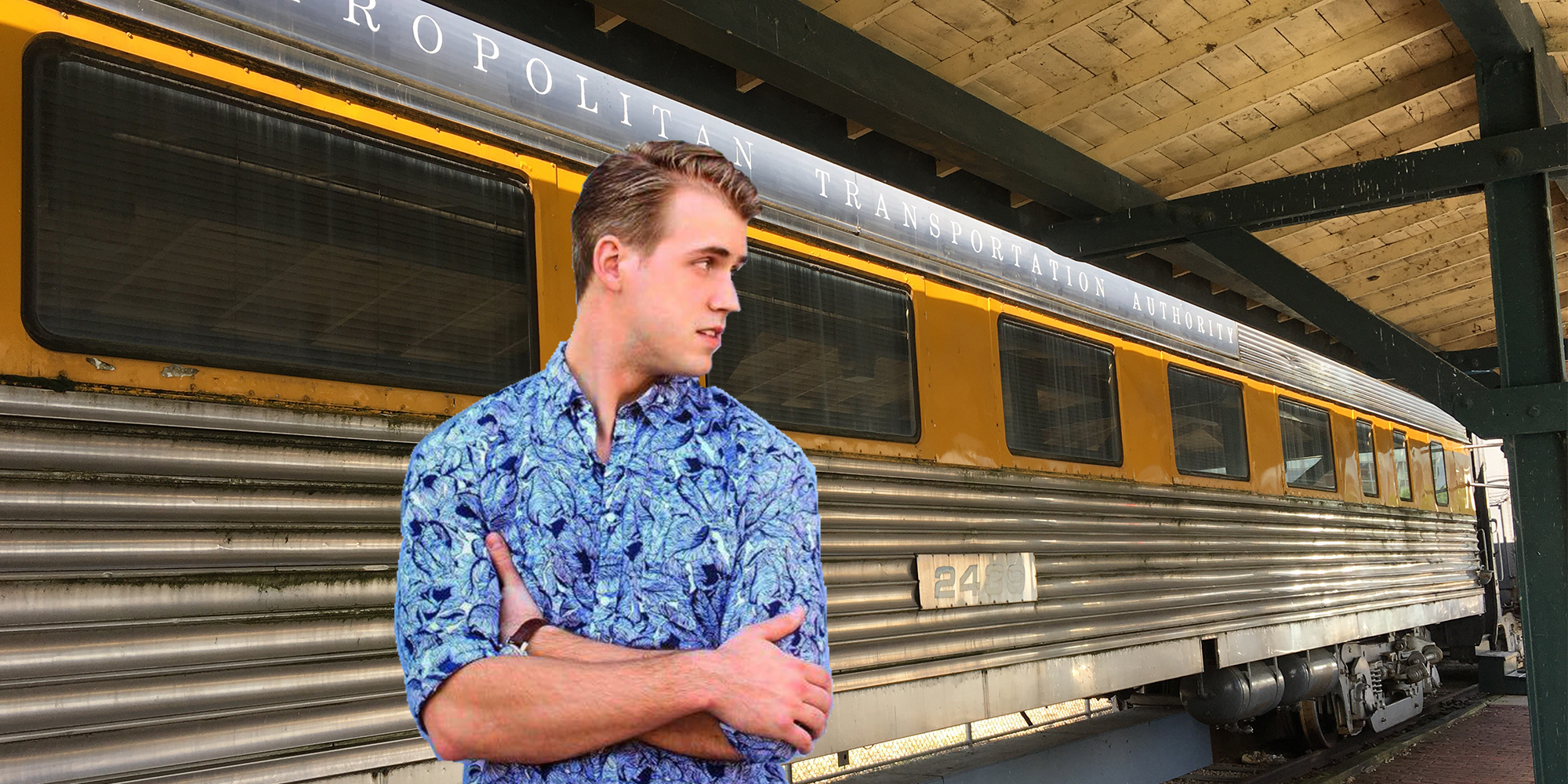 Photo of Jake Snell by  vaninipanini . Train photo and illustration by Scott Gordon.
