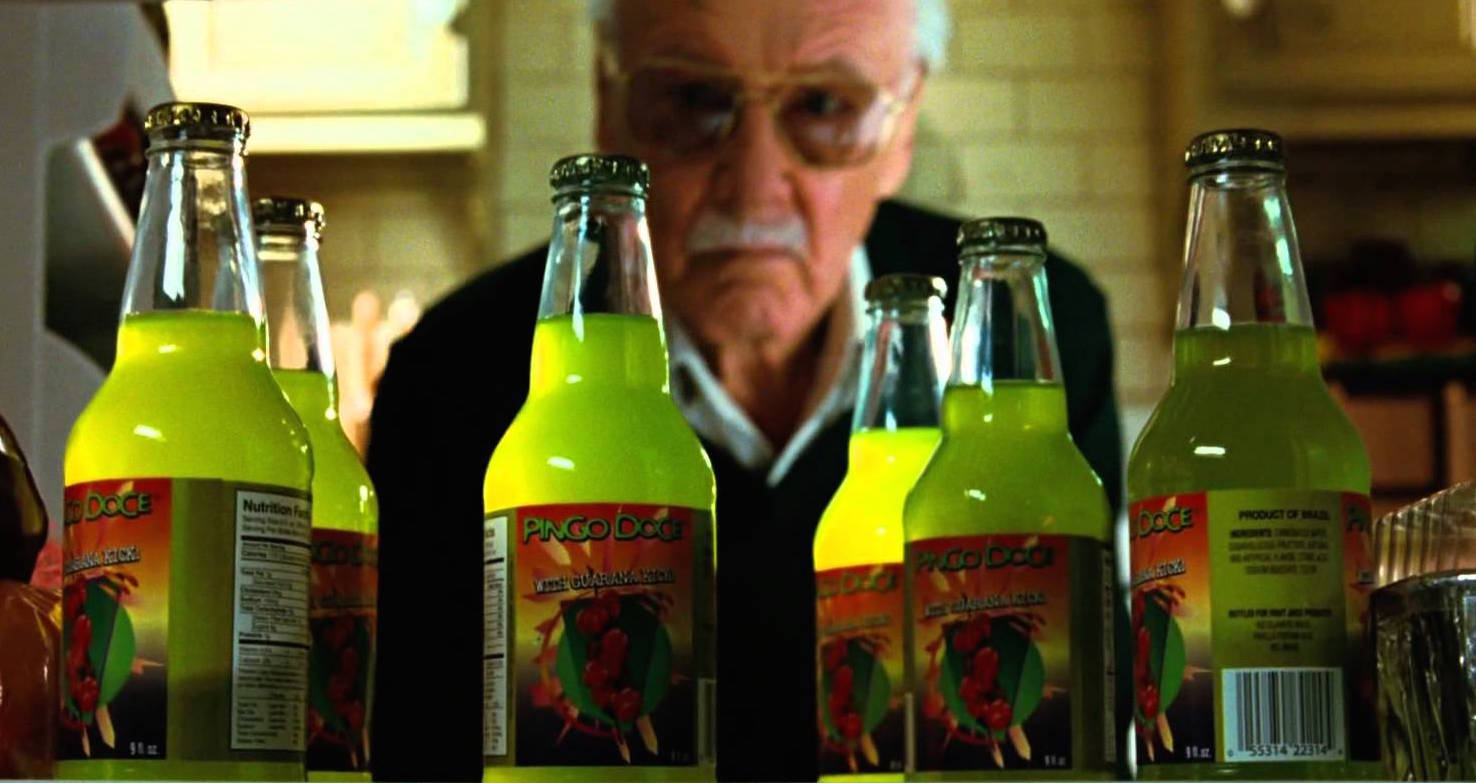 "Stan Lee in 2008's ""The Incredible Hulk."""