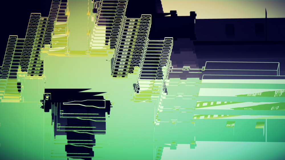 """""""Manifold Garden,"""" one of the games being showcased at Indie Arcade II."""