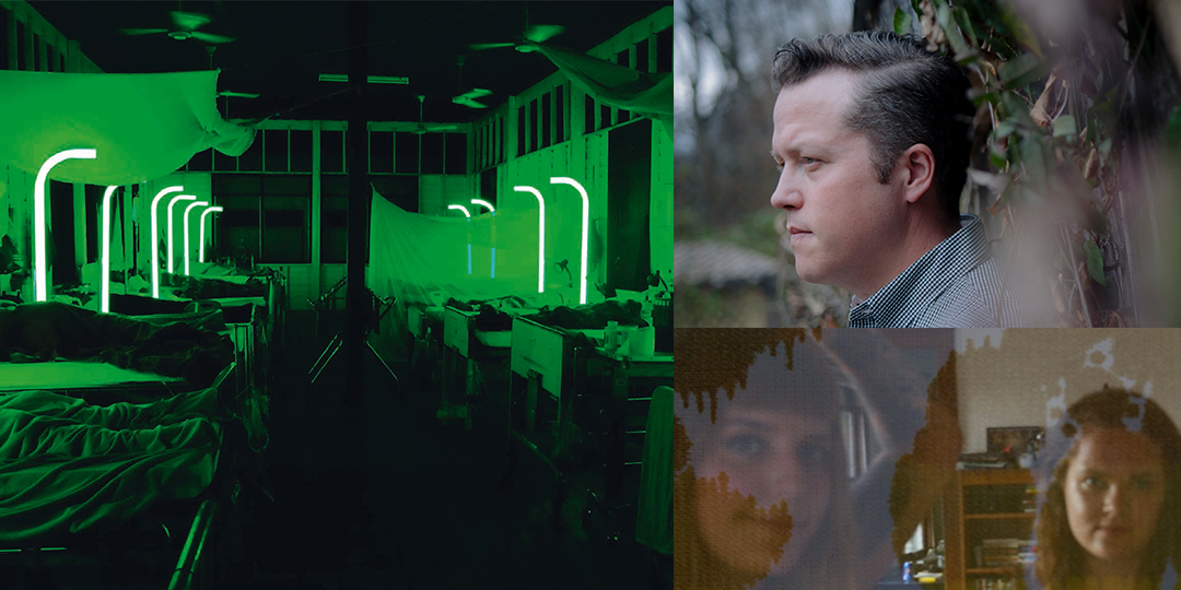 Clockwise from left: Cemetery Of Splendor screens at MMoCA on November 18, Jason Isbell plays the Capitol Theater on November 12, and Tarpaulin welcomes the Williamson Magnetic Recording Company  on November 14.