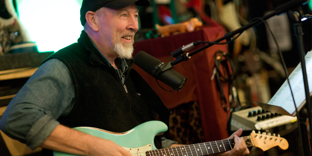 Richard Thompson plays December 4 at the Barrymore.