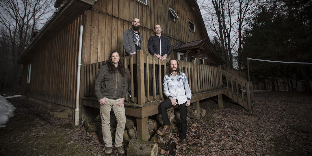 Baroness will play November 29 at The Frequency. Photo by Jimmy Hubbard.