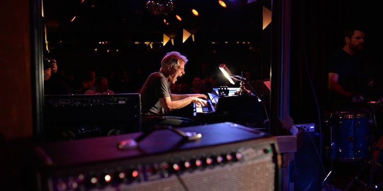 Paul Hastil. Photo by Jess Horn.