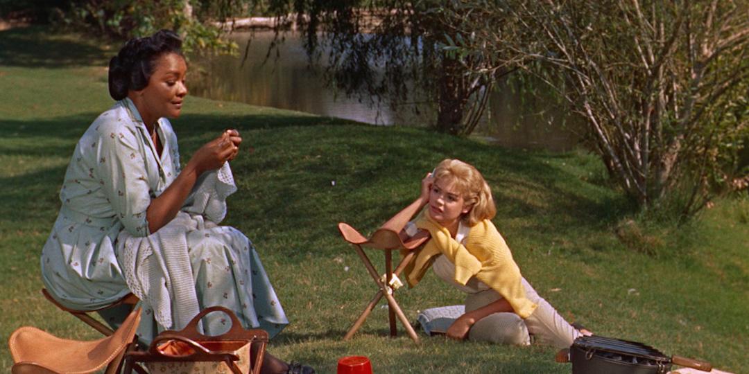 Juanita Moore and Sandra Dee.