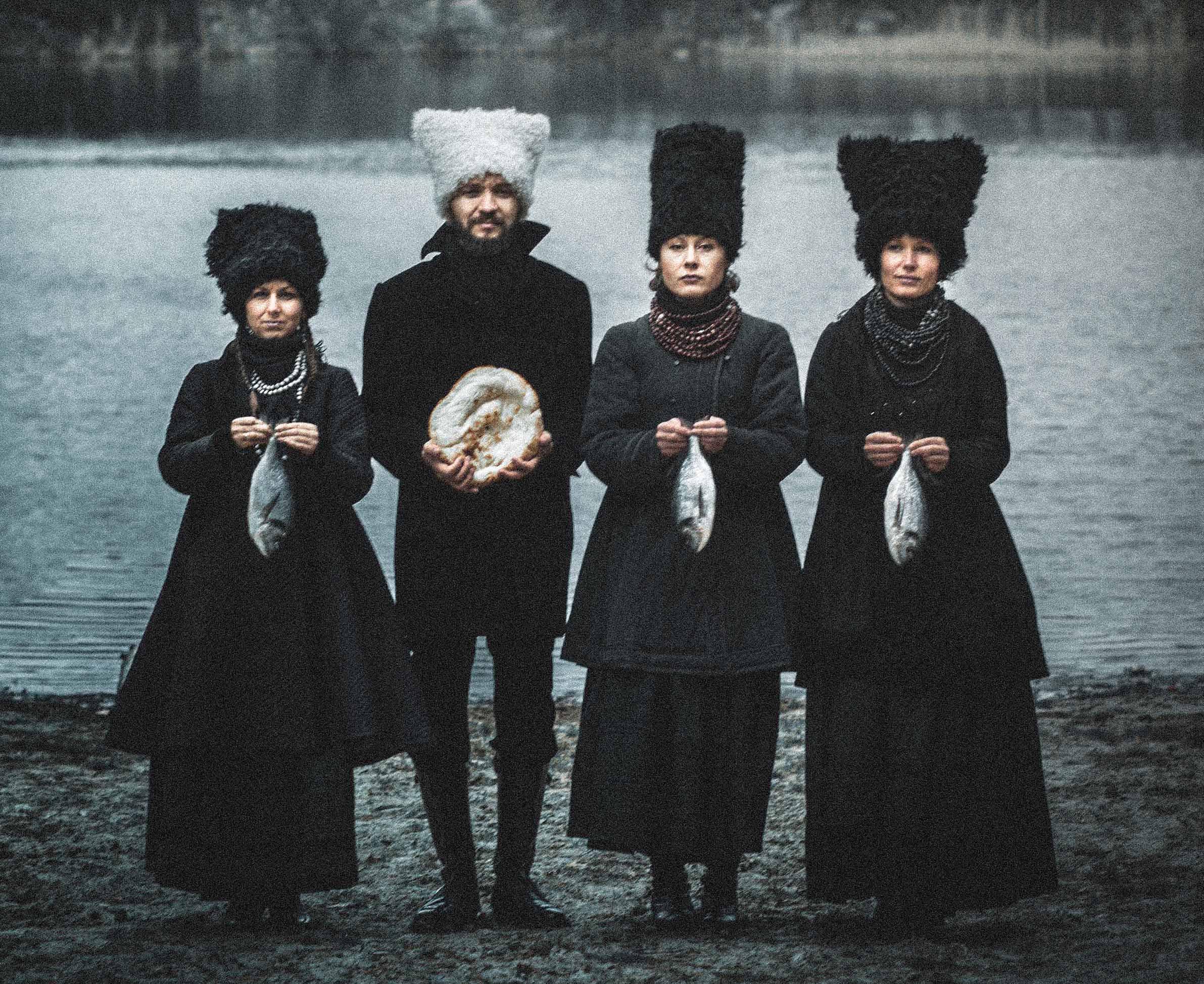 Photo by Olga Zakrevska.