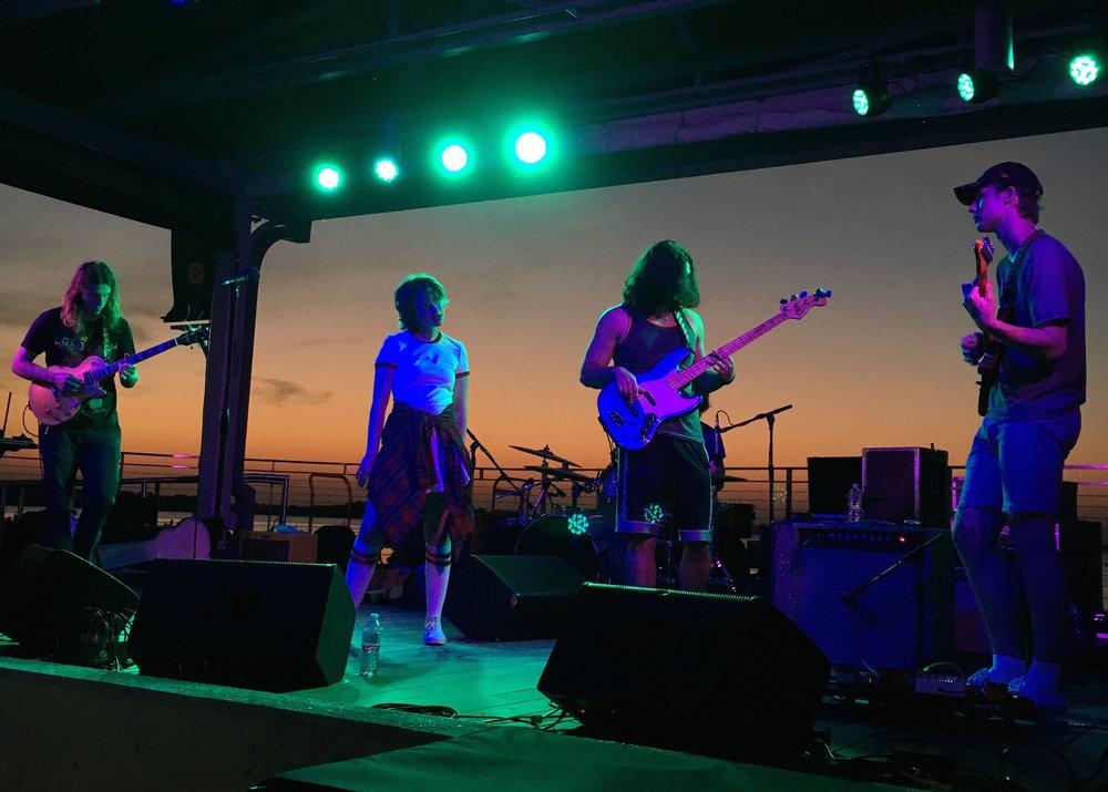 Dash Hounds. Photo courtesy of Vesten Records.