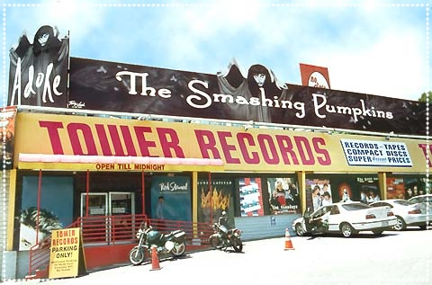 Tower Records, 1996