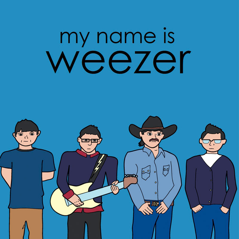 We Are Weezer Home
