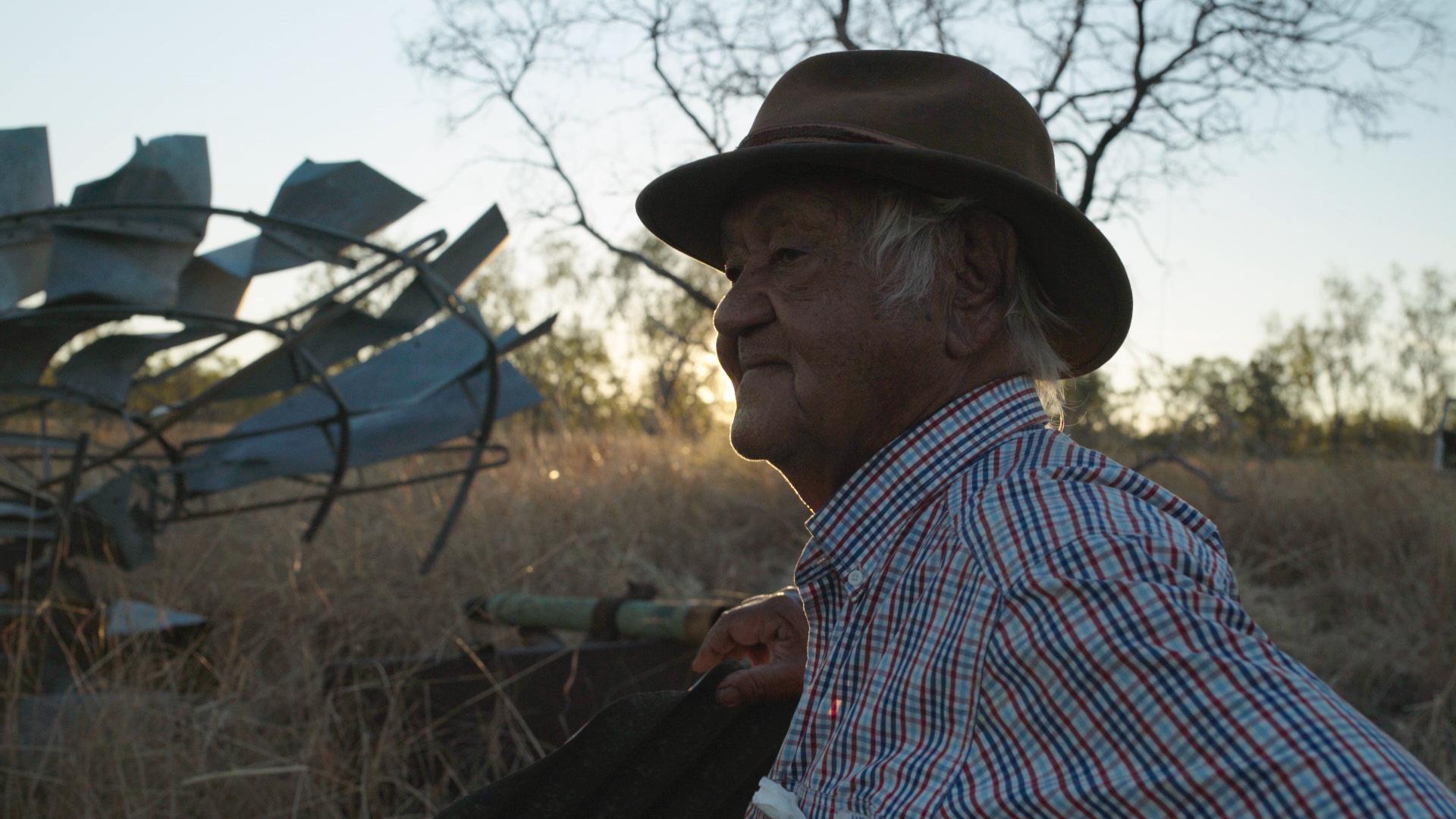 Bill Harney, Wardaman Elder
