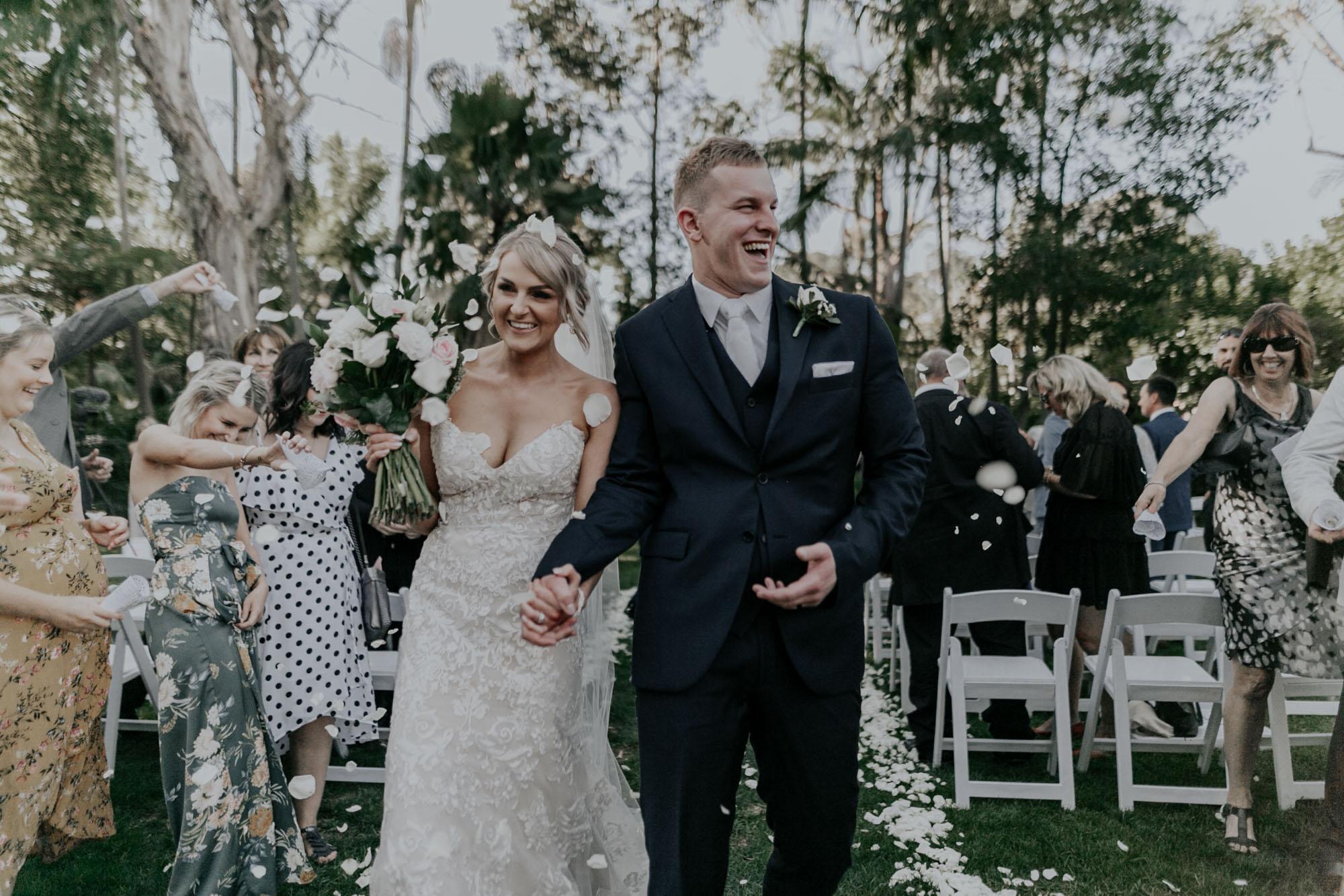 Mr & Mrs Clifford. Adelaide Zoo Weeding