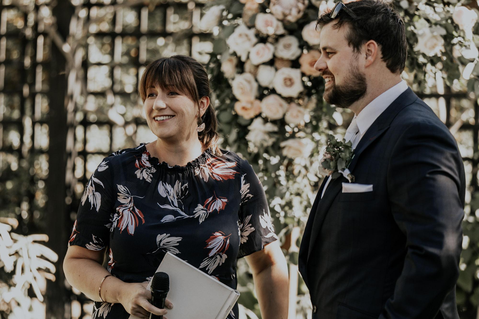 Camille Abbottt Marriage Celebrant