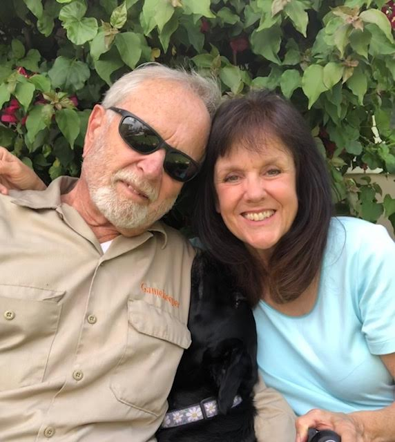 Volunteers of the Month: Bill & Wendy Rodgers