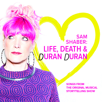 Sam Shaber: Life, Death and Duran Duran (2017)   iTunes  -  Amazon  -  CD Baby