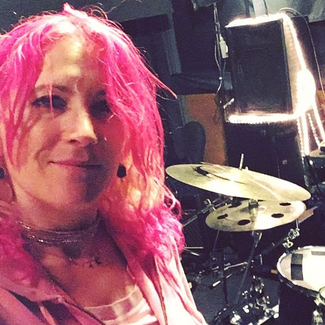 Rehearsals for the NYC run at @thetanknyc begin as they always do - with some rocking in the studio. #lifedeathandduranduran #samshaber #comingsoon