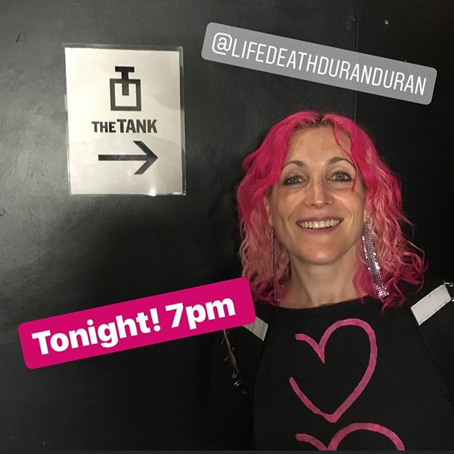 Can't wait for tonight's show! Oozing love for everyone who came and packed the house last night - it was an honor! Some tix left for tonight's show - www.samshaber.com/lifedeathduranduran. Link in bio, too. See you at 7pm, NYC! @thetanknyc @samshaber #storytelling #originalmusic #lifedeathandduranduran