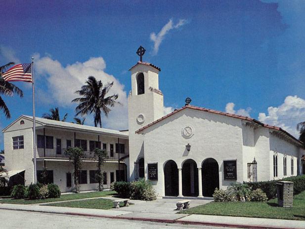 St. Andrews Episcopal Church  HISTORIC SCHOOL RESTORATION