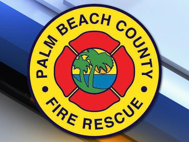 Palm Beach County Fire Dept.  BURNS FIELD FIRE TRAINING ACADEMY