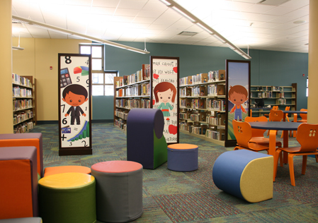 St. Lucie County  ROSSER PUBLIC LIBRARY