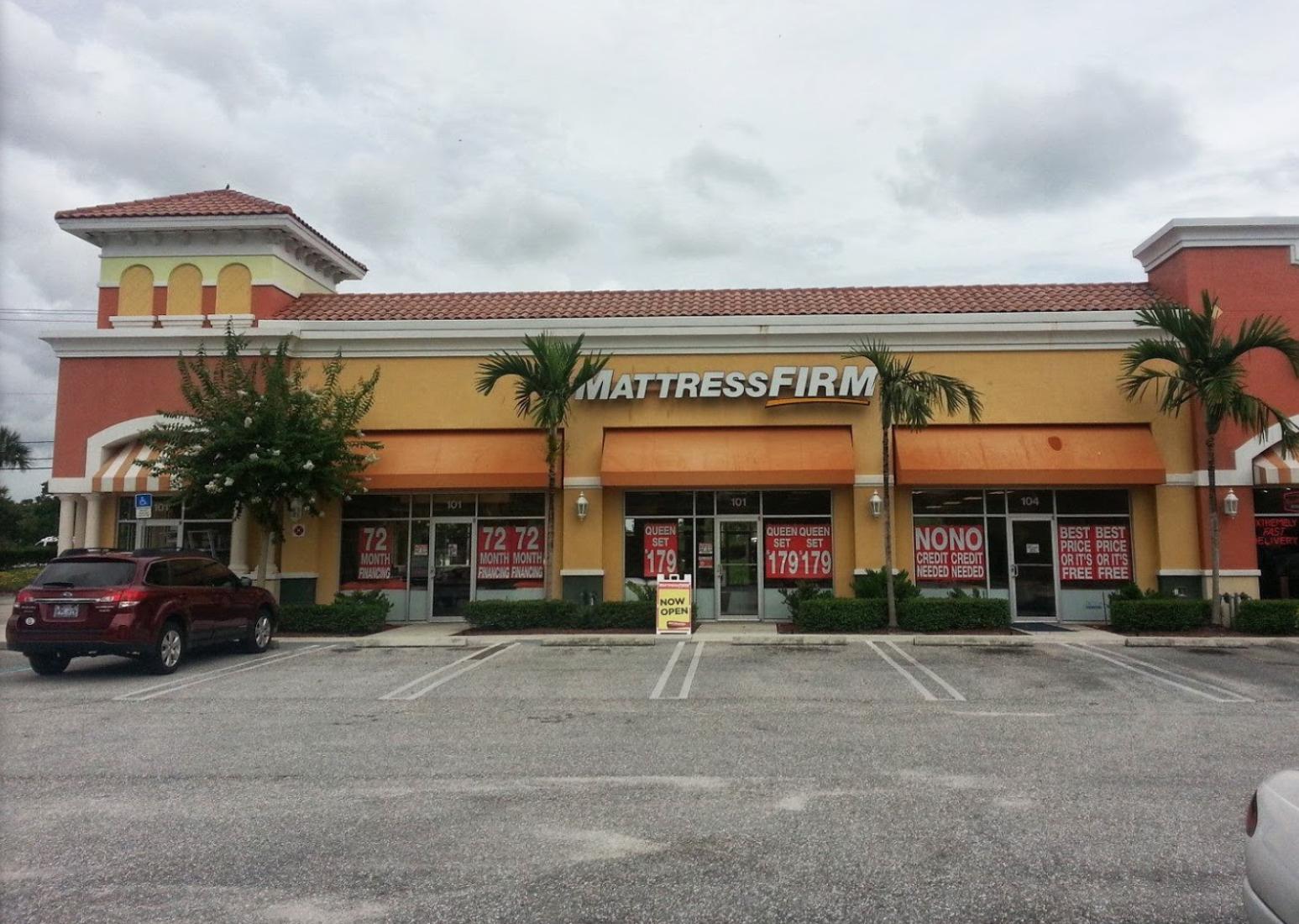 Wellington, FL  MATTRESS FIRM