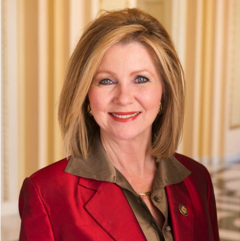 U.S. Senator  Marsha Blackburn  Phone: (202) 224-3344  Email