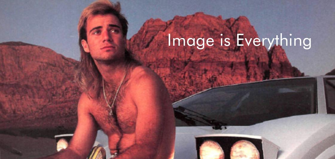Agassi/Canon Camera Commerical 1990