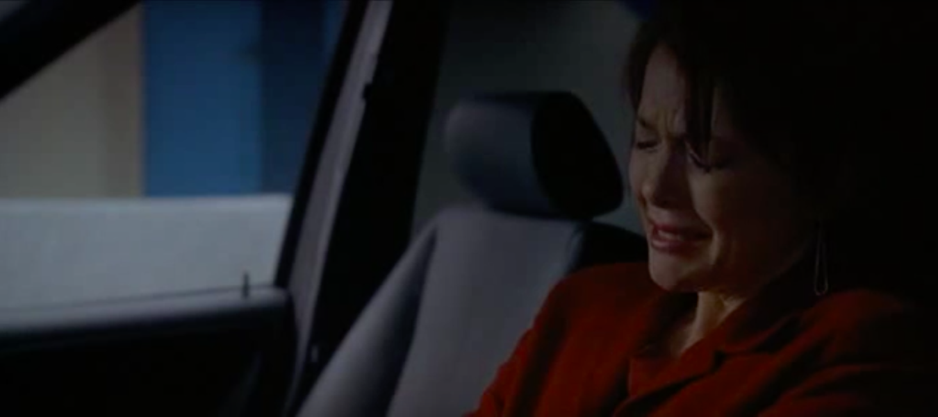 Image from the film, American Beauty