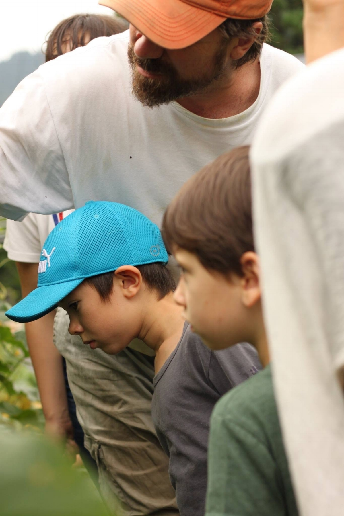 Sharing our wonder of the farm with children is one of our favorite things. How better to inspire the next generation than provide a foundation in sensible food systems.
