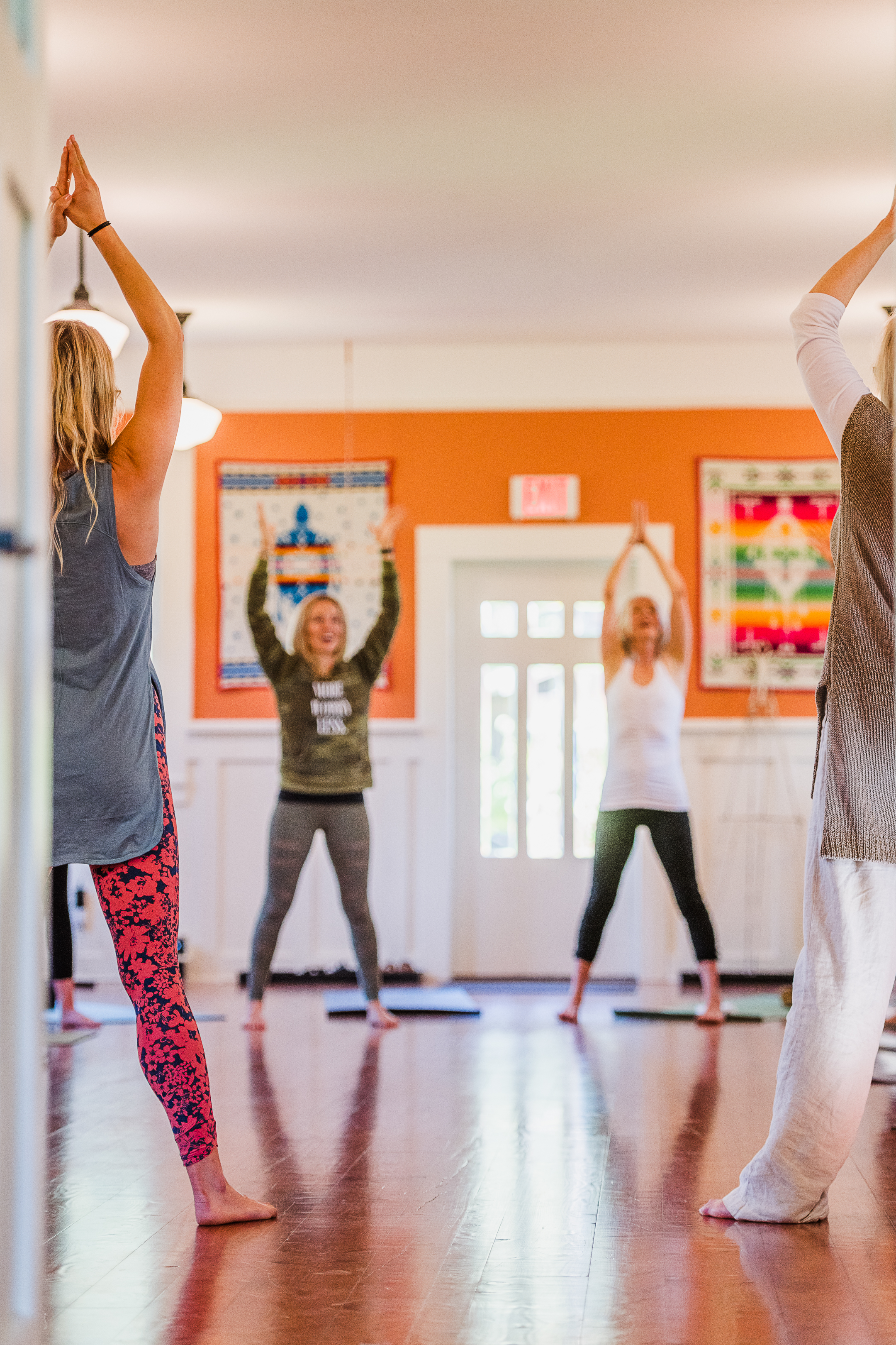 Friday - 7:30-9am: Morning Movement9-10am: Breakfast10-11am: Workshop11-12pm: Class12-1pm: Cooking Class1-2pm: Lunch2-5pm: Free time (optional massage time)5-7pm: Yoga/Meditation7pm: Dinner8pm: Campfire