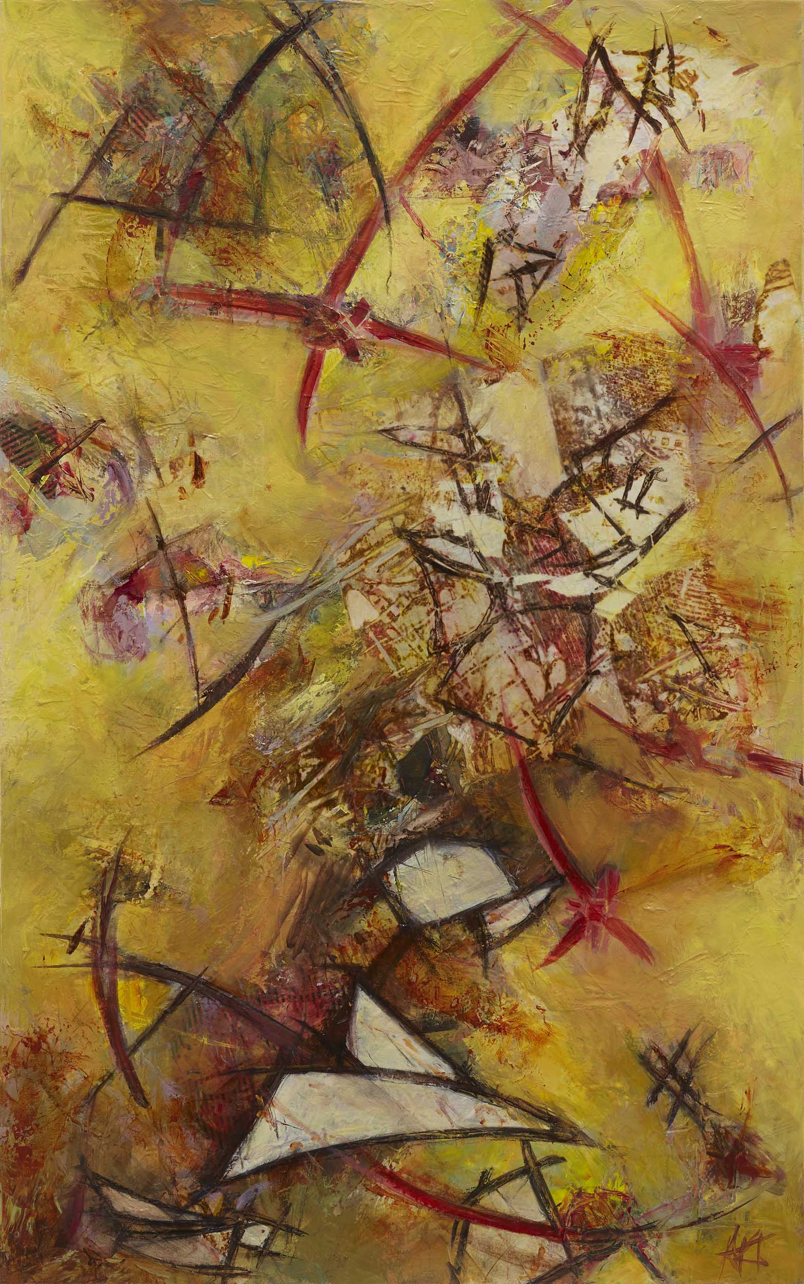 Catalyst by abstract artist, Amy Tillotson, Saint Paul, Minnesota, St. Paul Artist, Minnesota Artist, Abstract Artist from Saint Paul, Minnesota, Minnesota artist