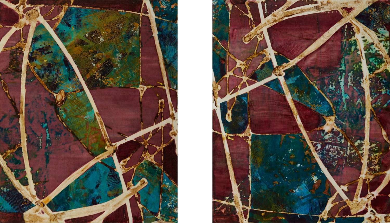 Desire Path by St. Paul, MN multimedia artist, Amy Tillotson