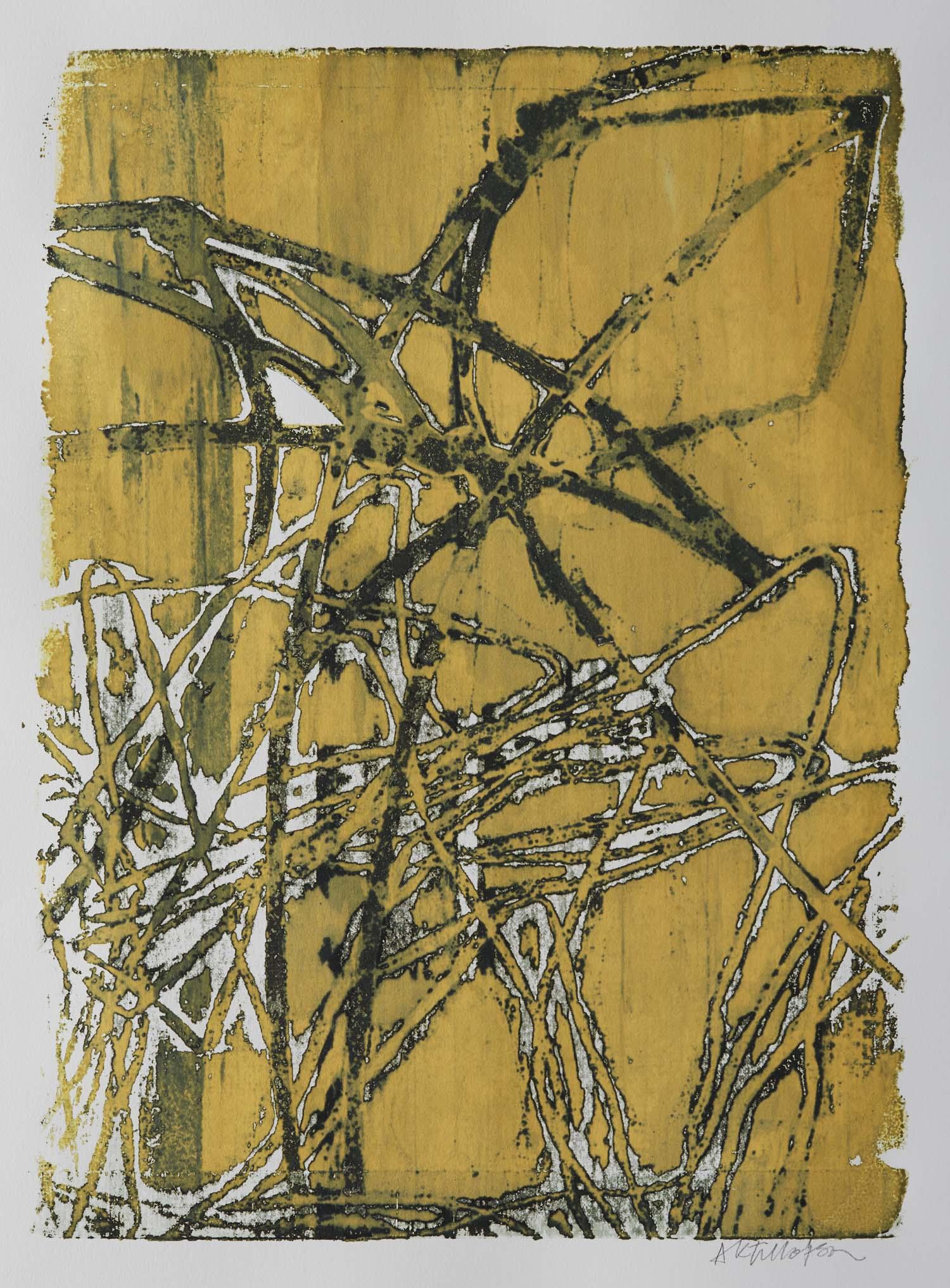 Finding My Way by St. Paul, MN multimedia artist, Amy Tillotson