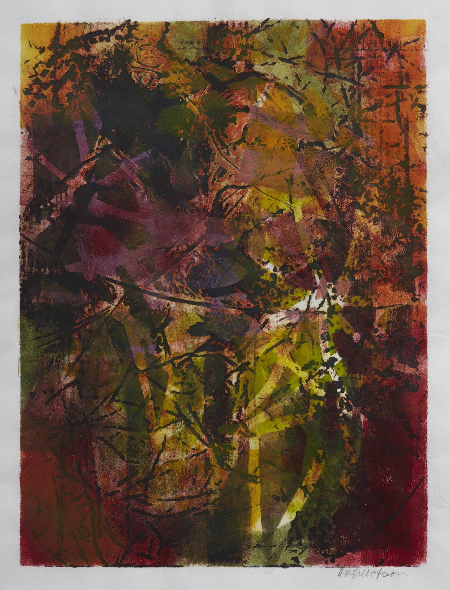 Semblance II by St. Paul, MN multimedia artist, Amy Tillotson