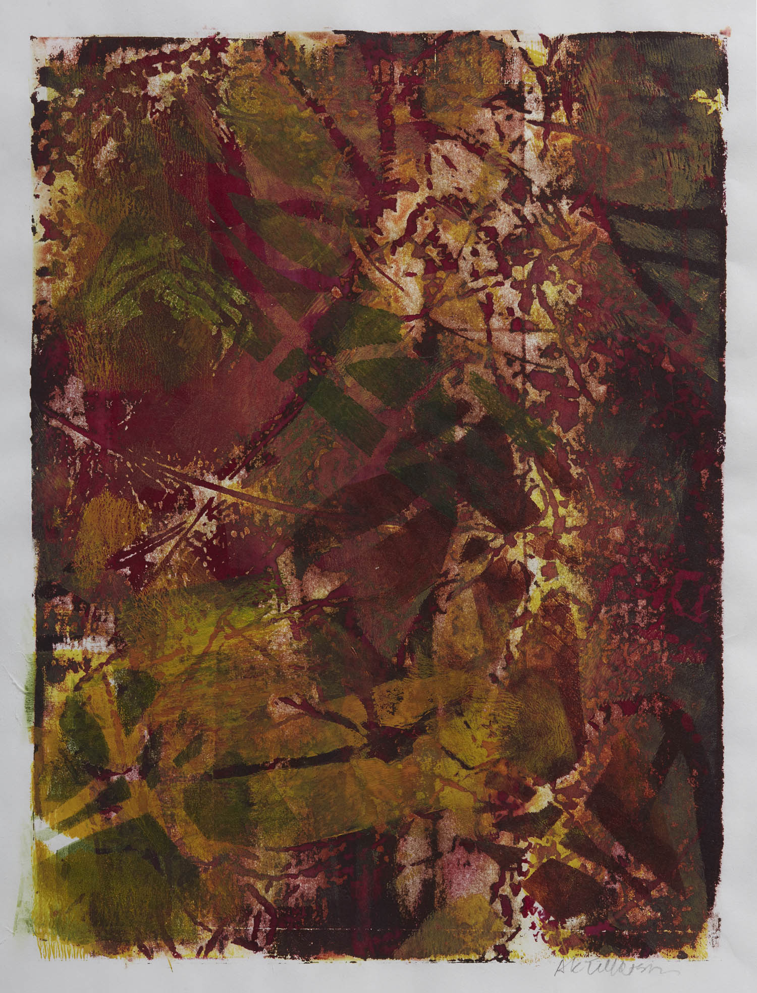 Semblance III by St. Paul, MN multimedia artist, Amy Tillotson