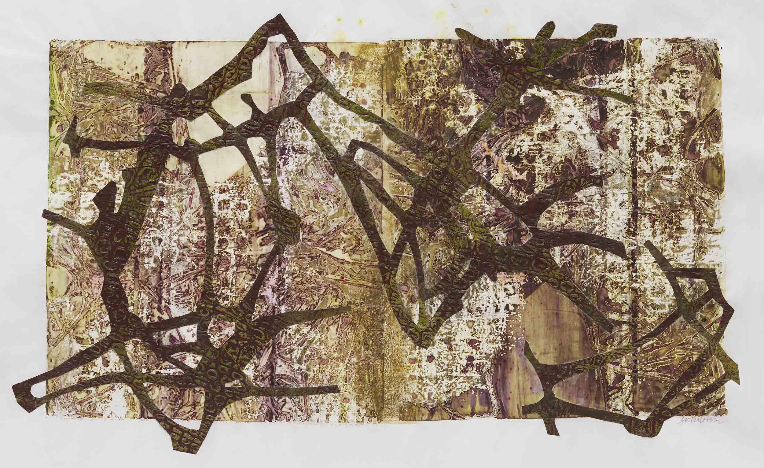 Bog Walk by St. Paul, MN multimedia artist, Amy Tillotson