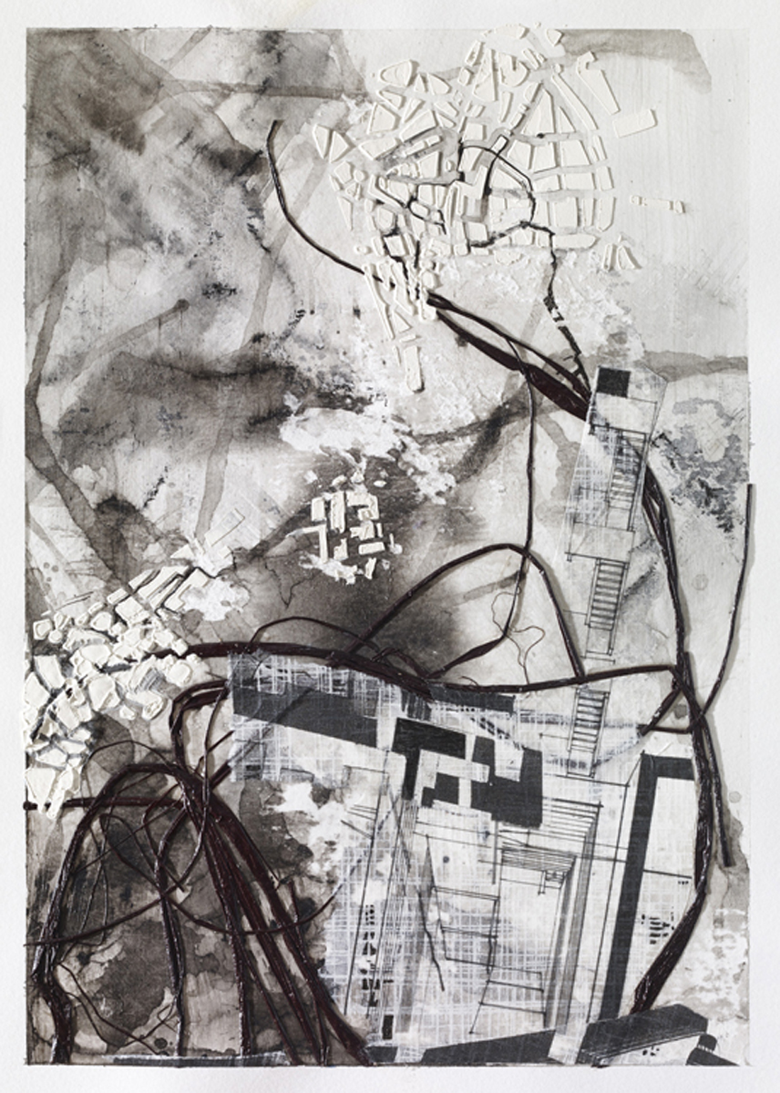 Flourish by St. Paul, MN multimedia artist, Amy Tillotson