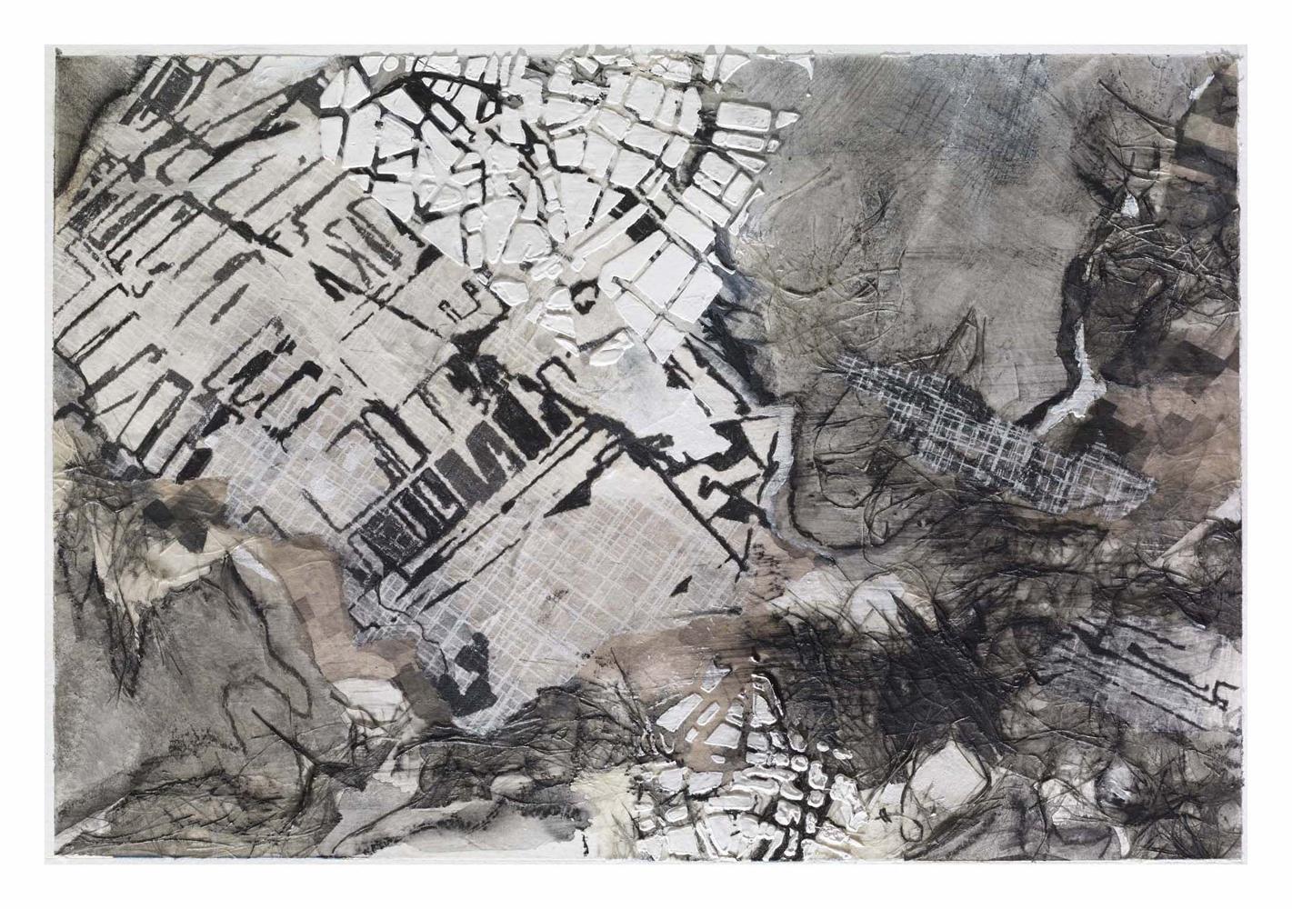 Sprawl by St. Paul, MN multimedia artist, Amy Tillotson