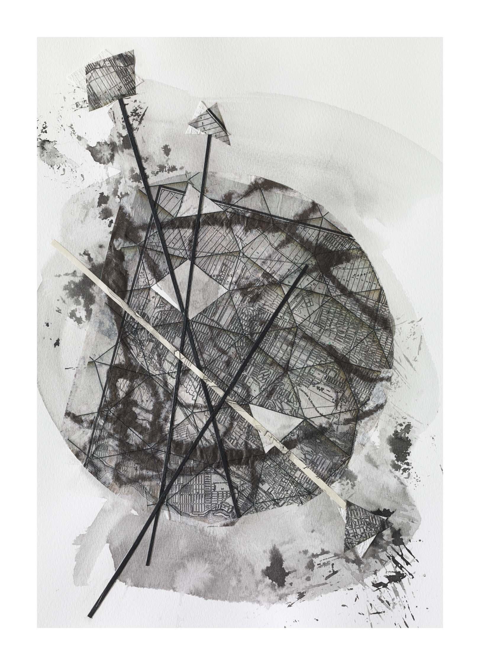 Emergence by St. Paul, MN multimedia artist, Amy Tillotson