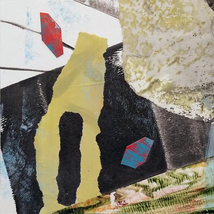 Lil' Nugget by St. Paul, Minnesota mixed media artist Amy Tillotson
