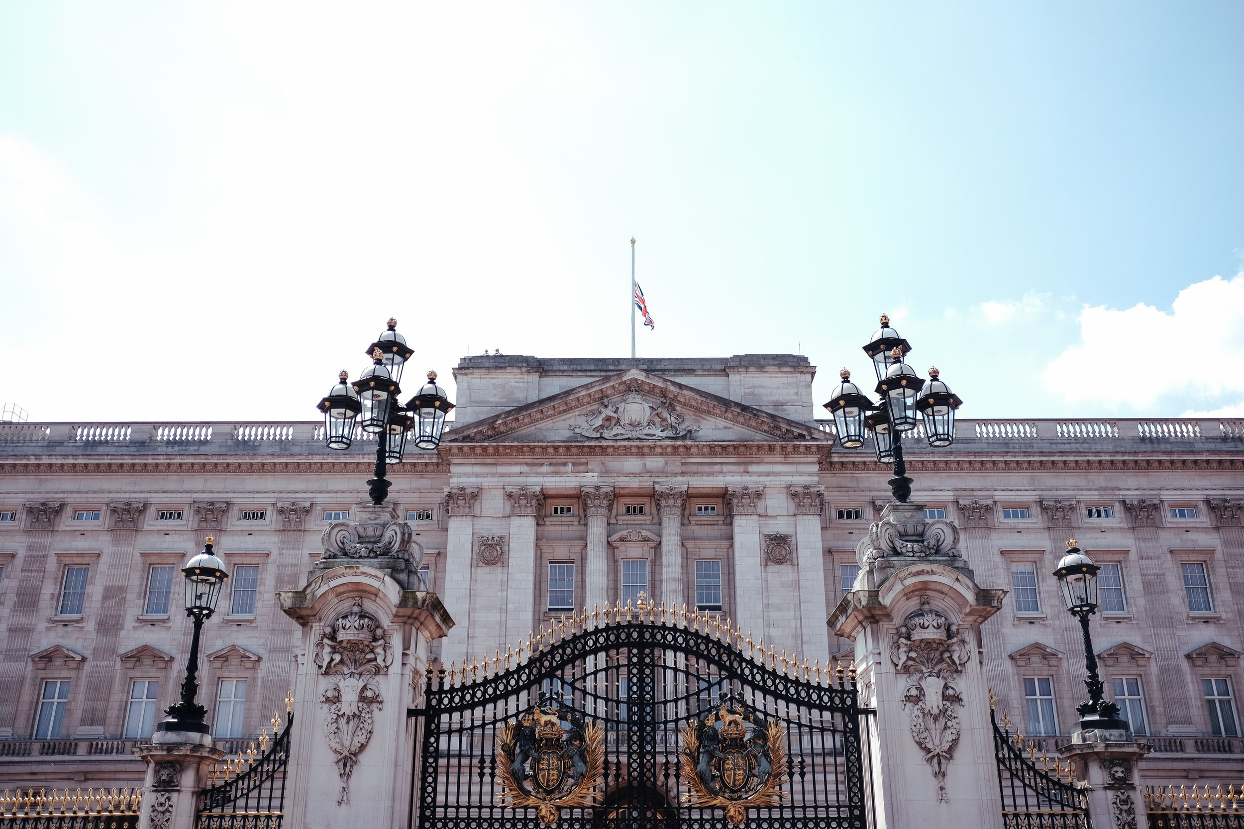 Day 16 London - London Eye > Big Ben> St James Park > Buckingham palac