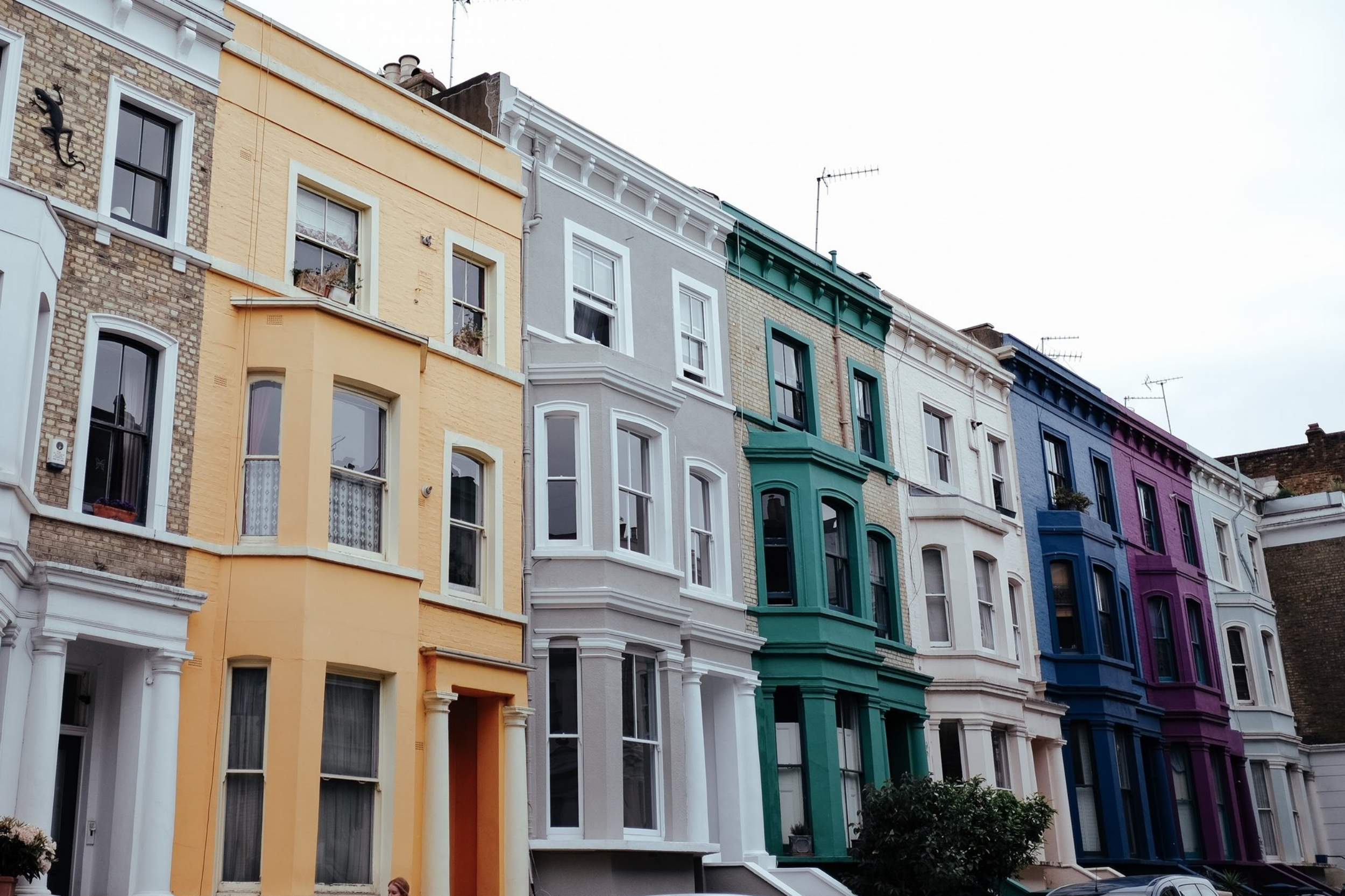 Day 14 London - Notting Hill > Portobello Road Market> Abbey Road Studios > Oxford Street