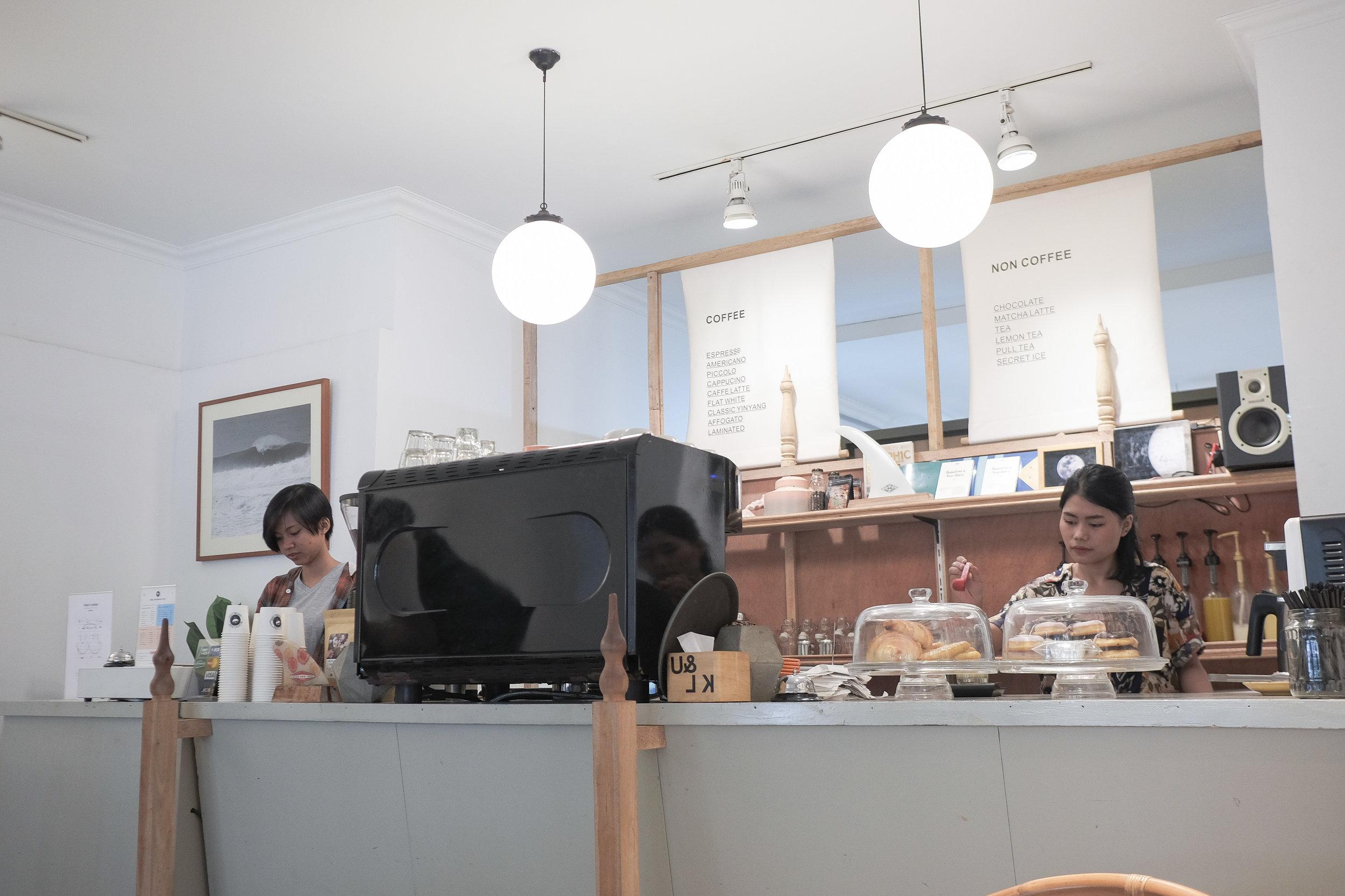 UNKL's cafe