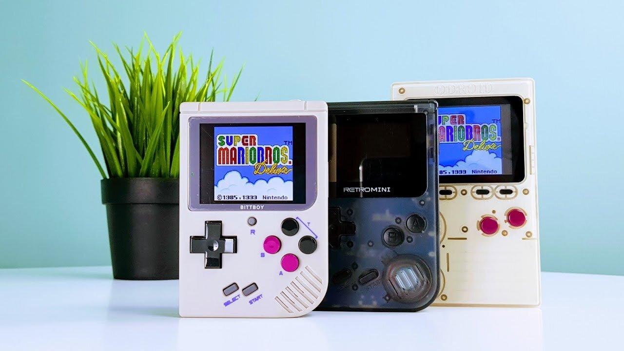 Retro Game Boy