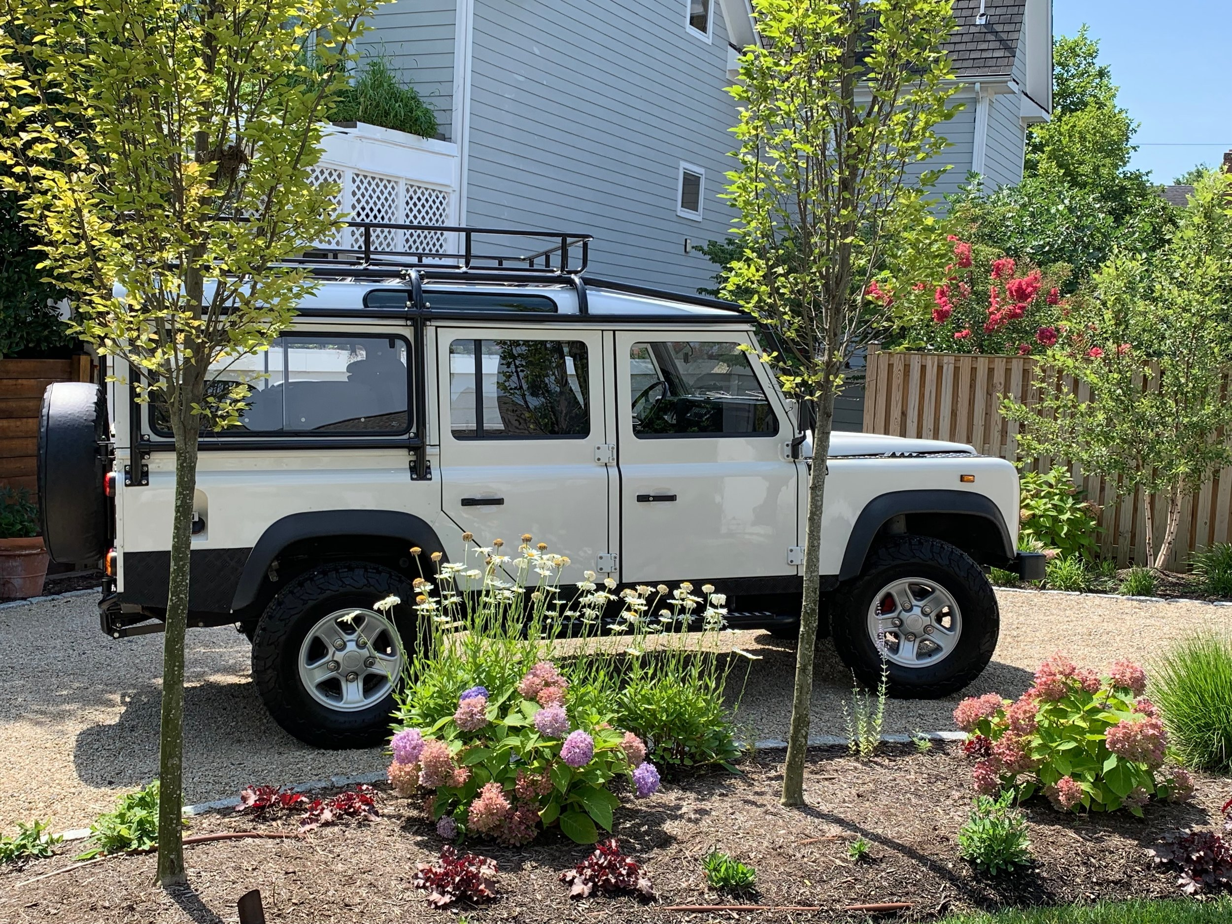 1986 Land Rover 110 - If interested or for details, email info@indlr.com