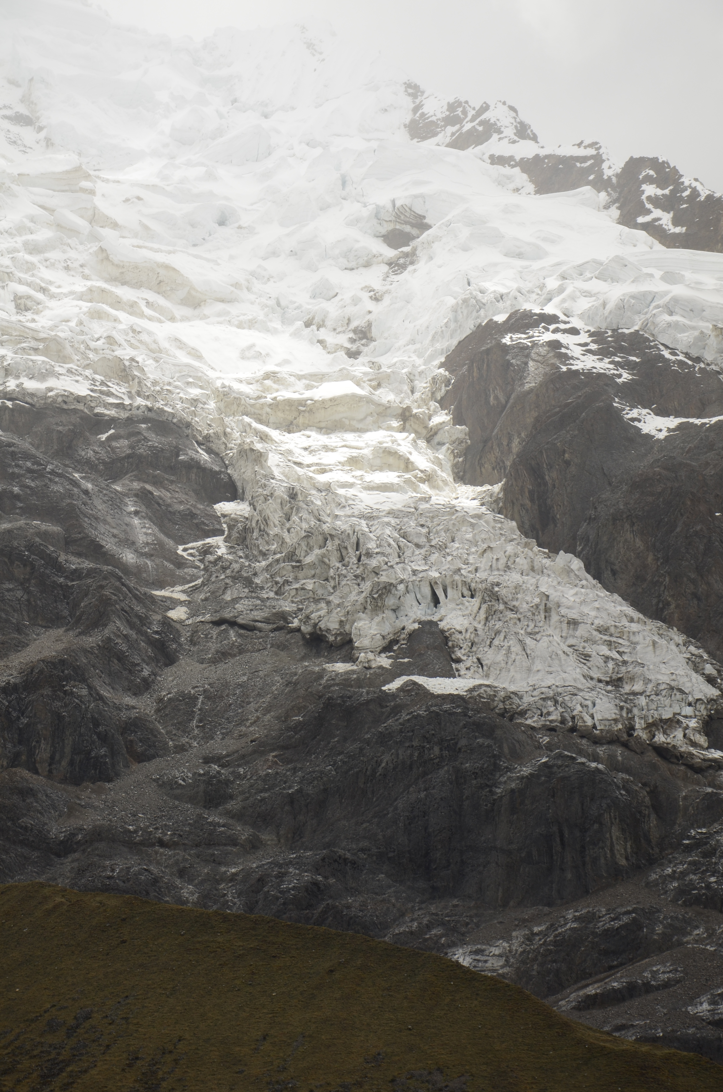 Another section of glacier
