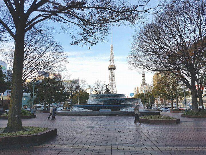 Nagoya in the Winter