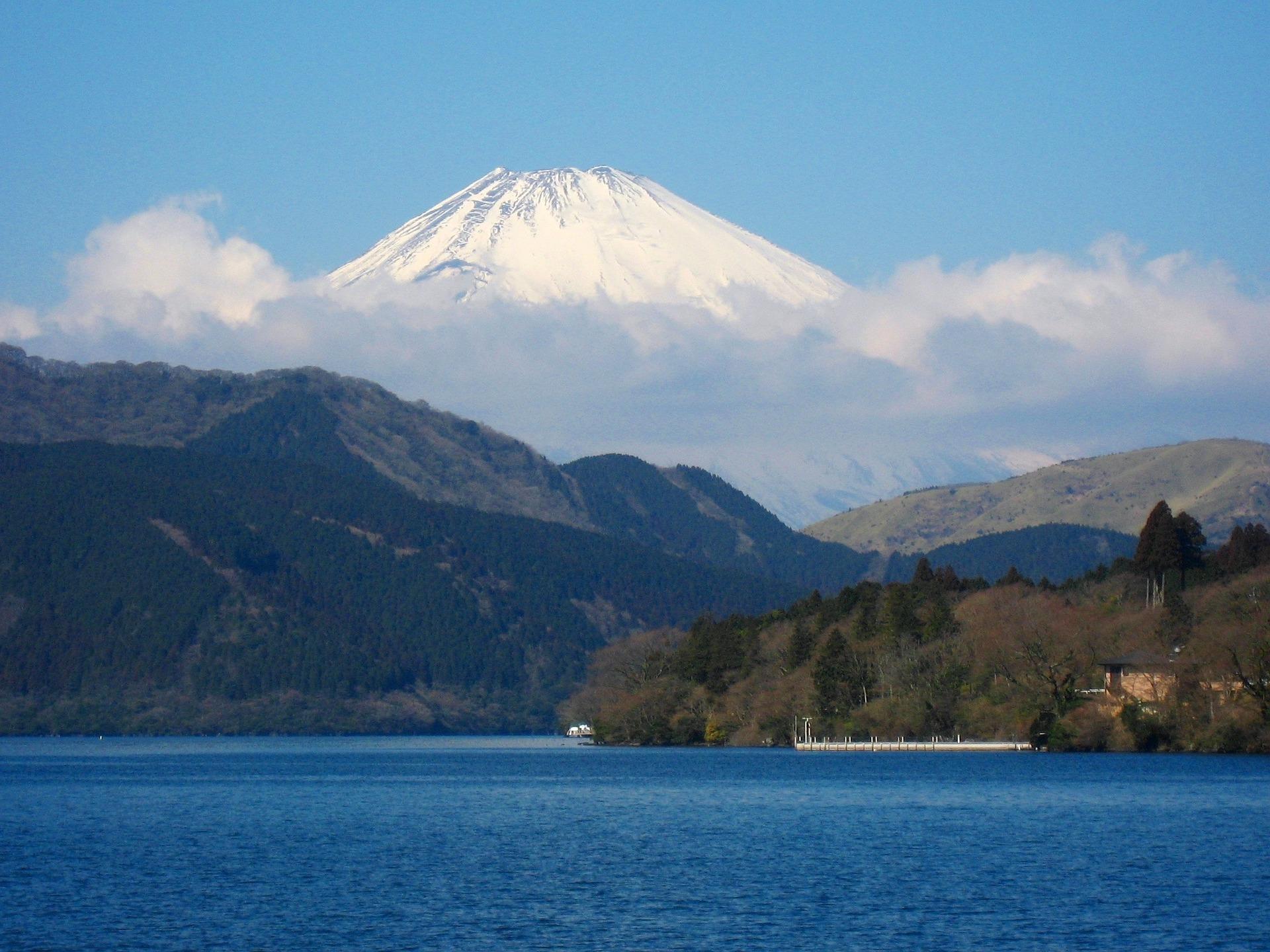 Lake Ashi, Kanagawa