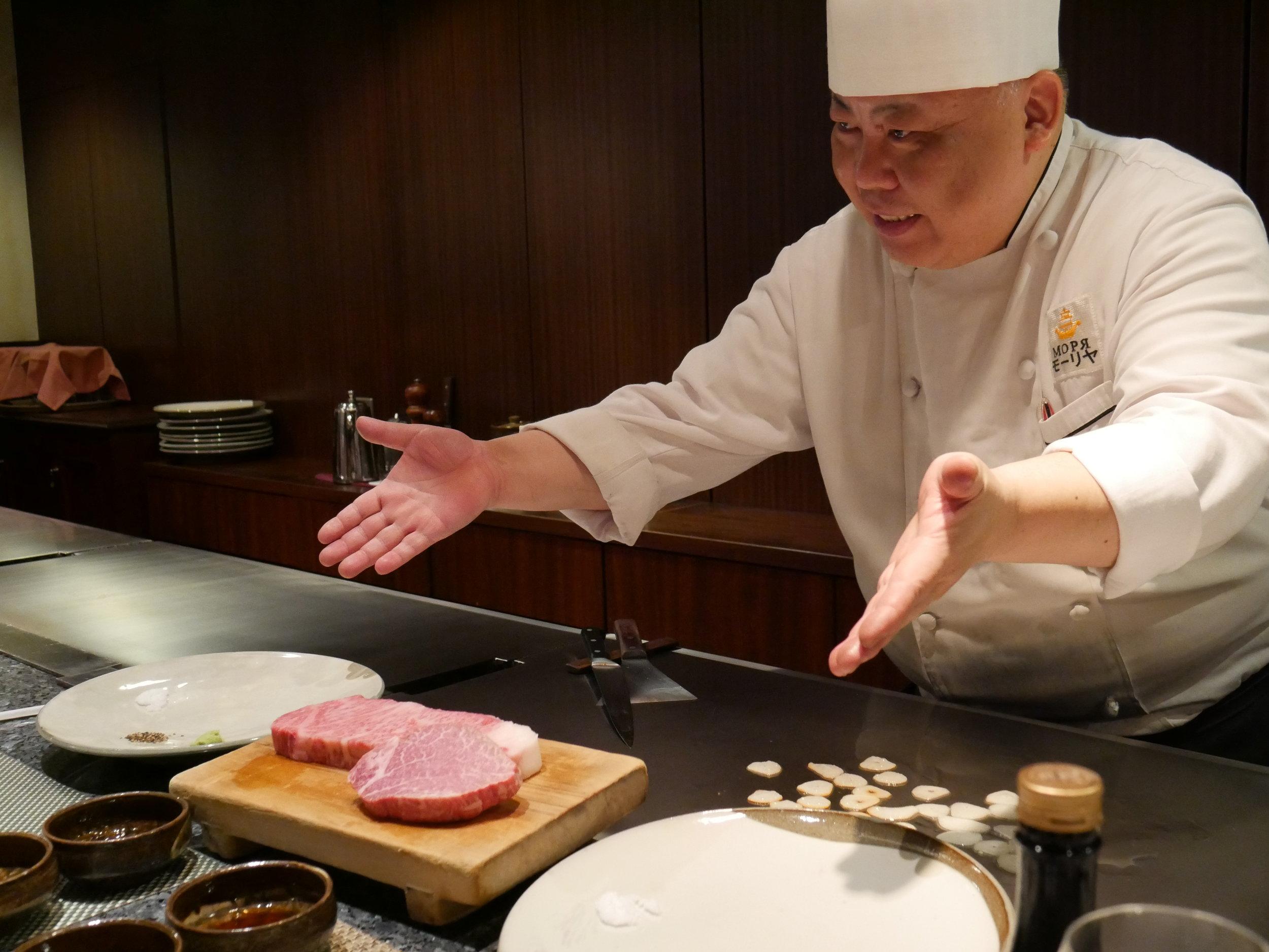 Cooking / Patissier